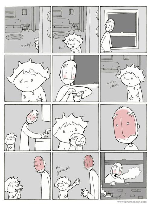Heat kids soup bad timing funny web comics - 7854710272
