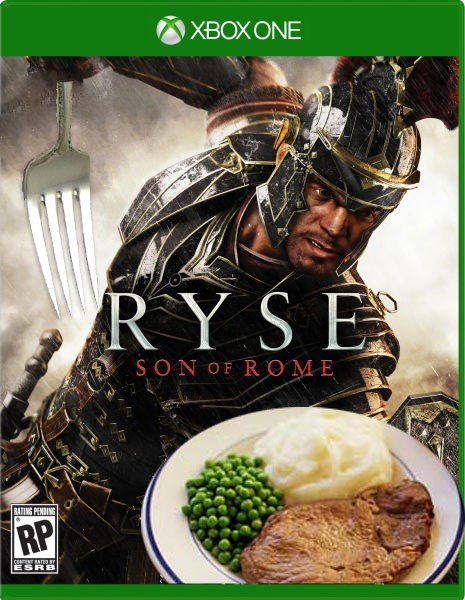 ryse,video games,xbox one