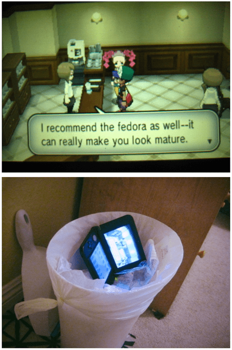 Pokémon fedoras fashion hat poorly dressed g rated - 7854751488