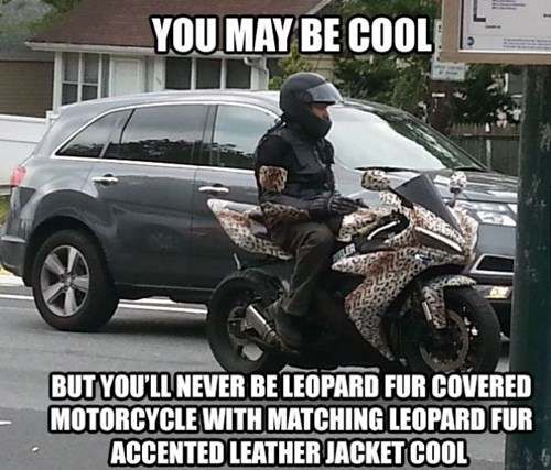 driving BAMF motorcycle funny g rated win - 7854818048