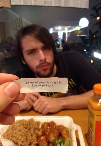 fortune cookie funny true love - 7854821376