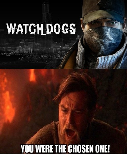 star wars watch dogs - 7855022336