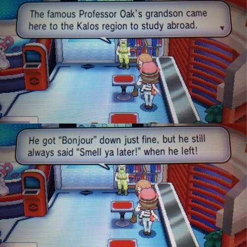 gameplay kalos gary oak - 7855367936