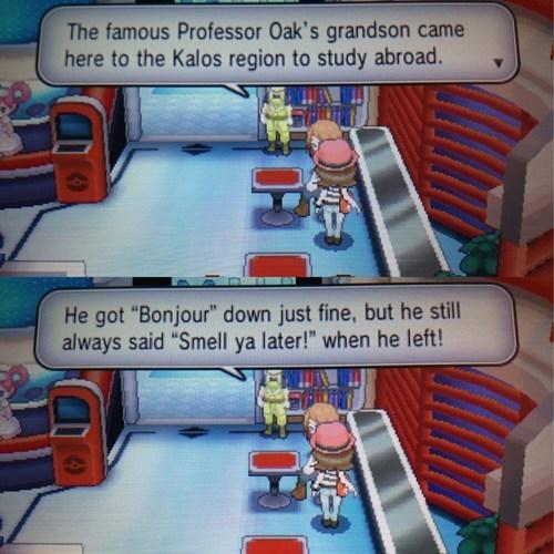 gameplay kalos gary oak - 7855367936