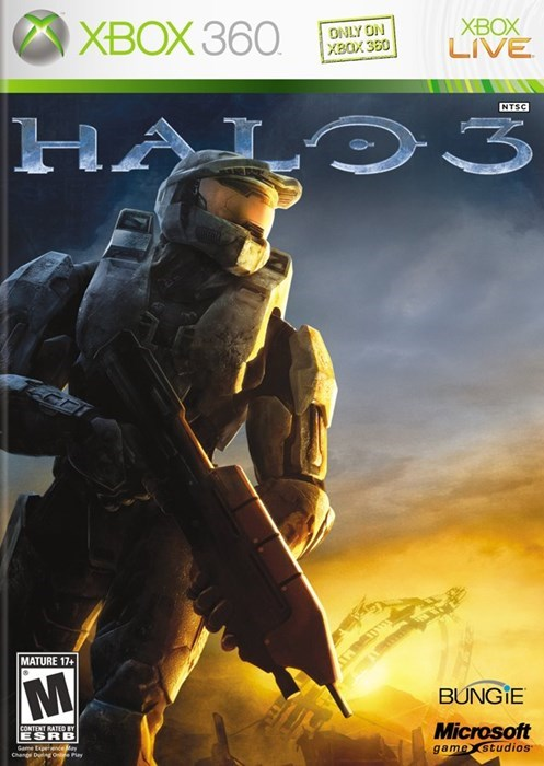 xbox live halo 3 halo bungie Video Game Coverage - 7855960832