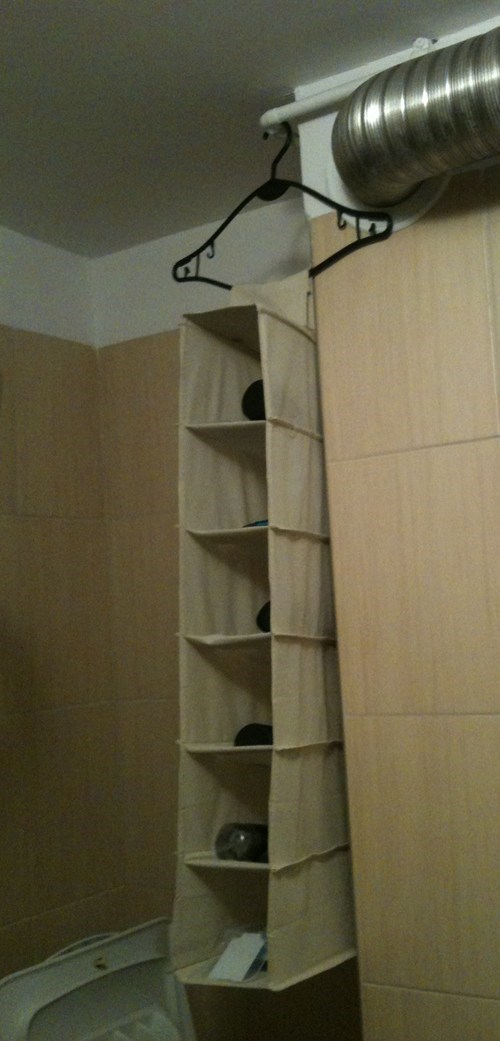 organization there I fixed it clothes hanger - 7856123904