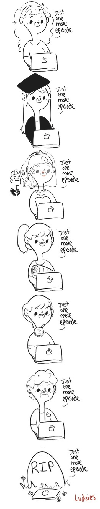 modern living TV funny web comics - 7856313856
