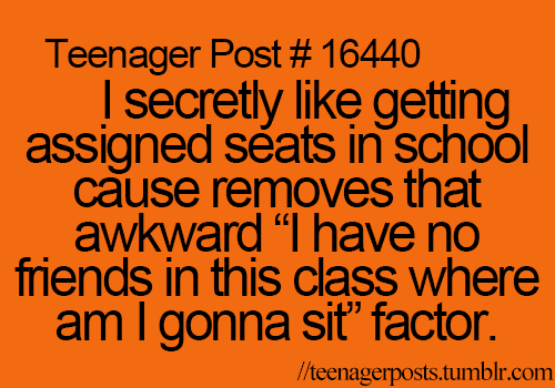teens class assigned seats funny - 7856380672