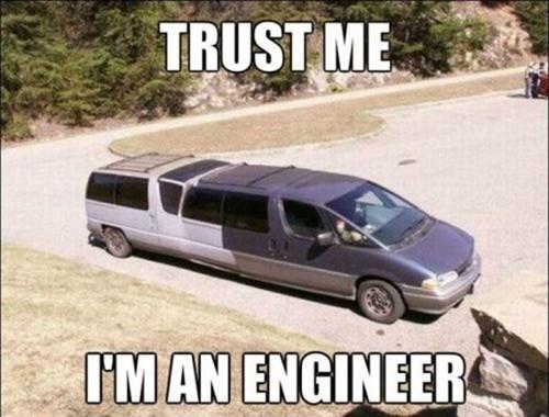 redneck - Land vehicle - TRUST ME I'M AN ENGINEER