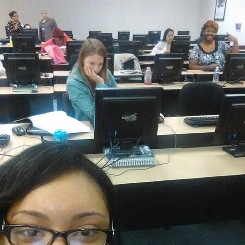 photobomb selfie computers - 7856543232
