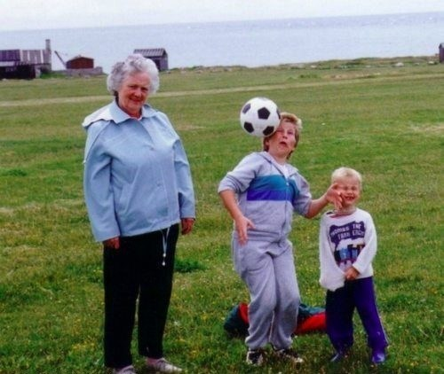 family photos soccer perfectly timed