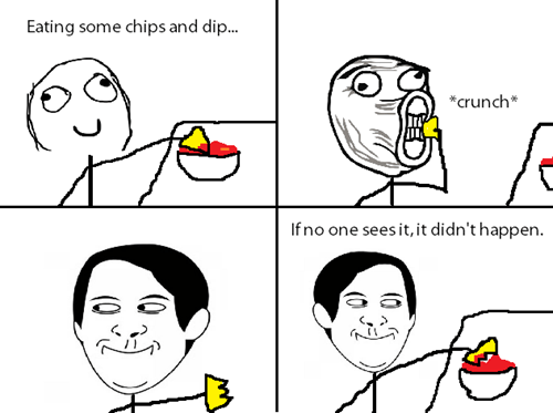 chips,double dipping,lol,chips and dip