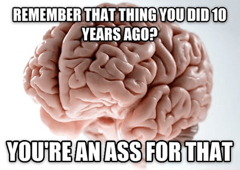 brains scumbag brain memories - 7856733696