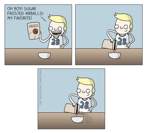 basketball cereal web comics - 7856816384