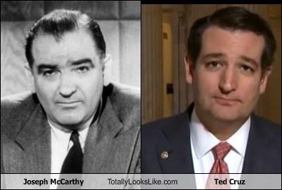 totally looks like,joseph mccarthy,ted cruz,funny