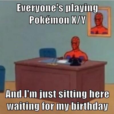 Pokémon,Spider-Man,Memes