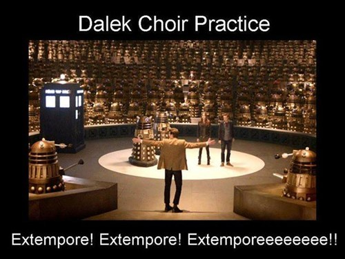 daleks,doctor who