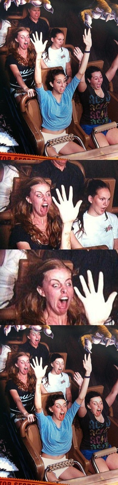 photobomb,amusement parks