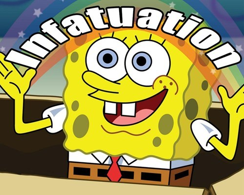 infatuation SpongeBob SquarePants - 7857772032
