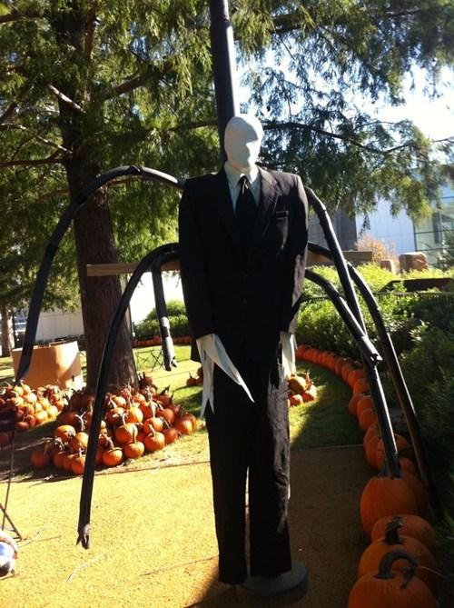 hallowmeme scarecrow slenderman - 7857934080