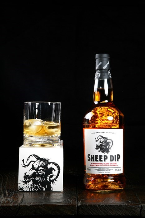wtf whisky sheep dip funny - 7857935616