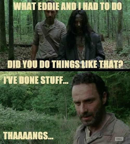 Rick Grimes stuff and things twd season 4 The Walking Dead - 7858119936