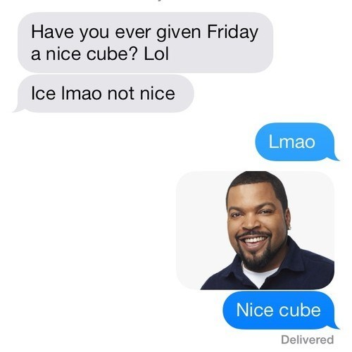 ice cube autocorrect text g rated AutocoWrecks