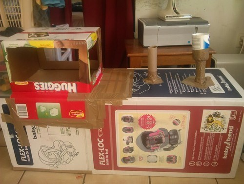 boxes,toys,kids,parenting,DIY,tape