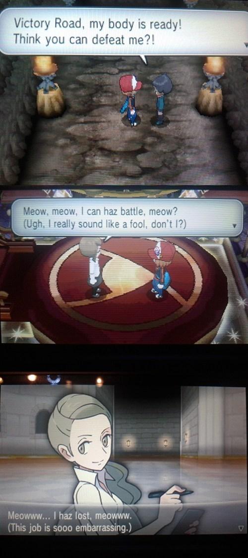 Pokémon gameplay Memes - 7858369792