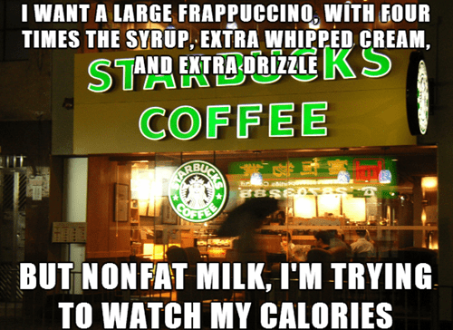 Starbucks,murica logic