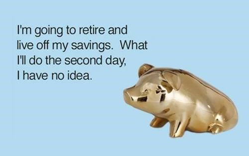 life savings retirement money monday thru friday g rated - 7858443264