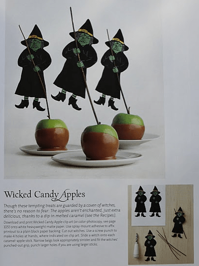 candy apples halloween food g rated - 7858450944
