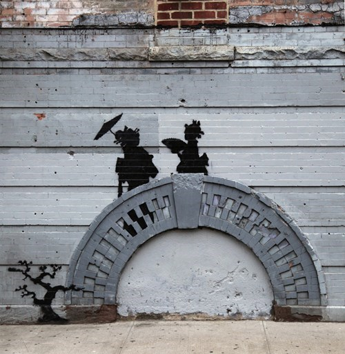 Street Art graffiti hacked irl funny - 7858466560