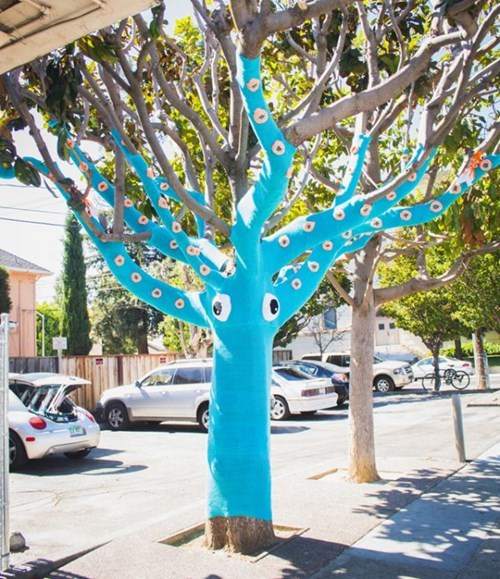 design hacked irl funny Yarn Bomb - 7858484736