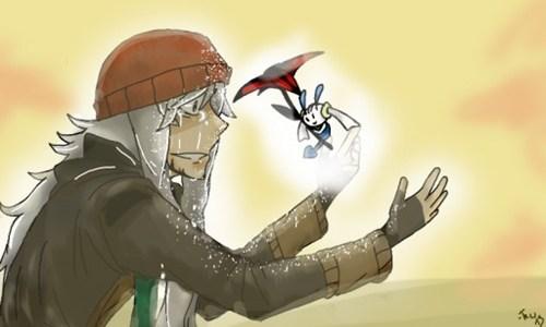 Pokémon art flabebe - 7858867200