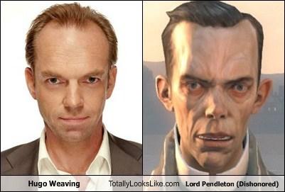 lord pendleton totally looks like dishonored Hugo Weaving funny - 7858919936