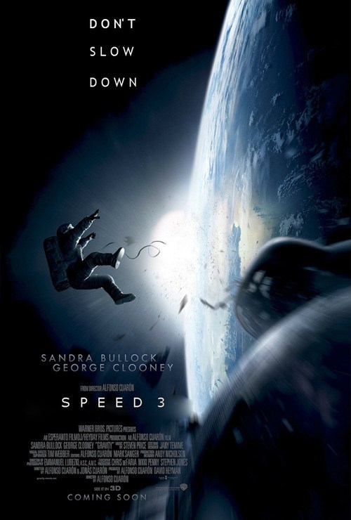speed,movies,Gravity
