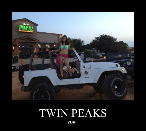 Sexy Ladies creepy Twin Peaks funny - 7859340032