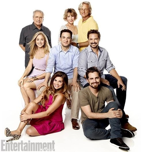 ew,90s,boy meets world,cast reunion