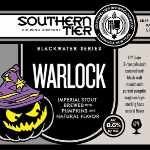 warlock beer pumpkins funny - 7859526912