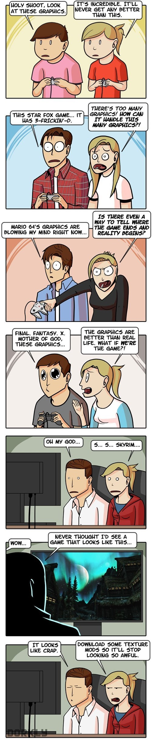graphics video games web comics - 7859627520