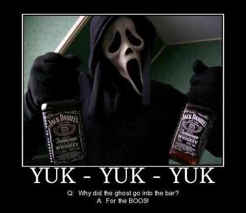 costume booze halloween bad jokes funny - 7859658752