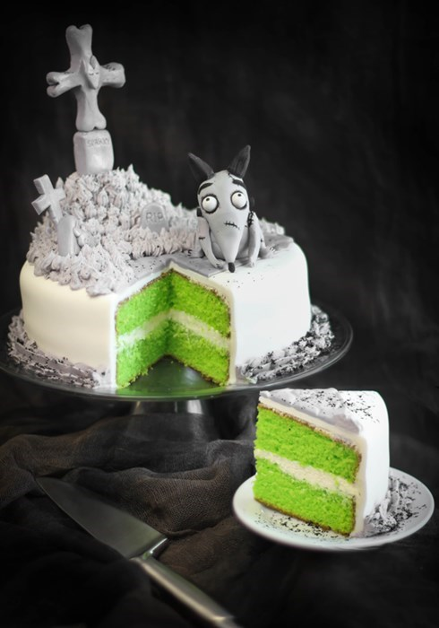 halloween cakes food Frankenweenie g rated - 7859681280