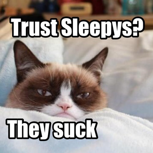 Trust Sleepys?