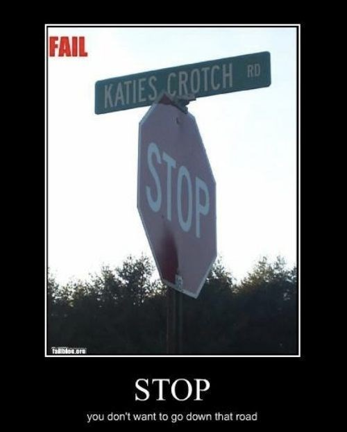 wtf FAIL stop sign funny - 7861214976