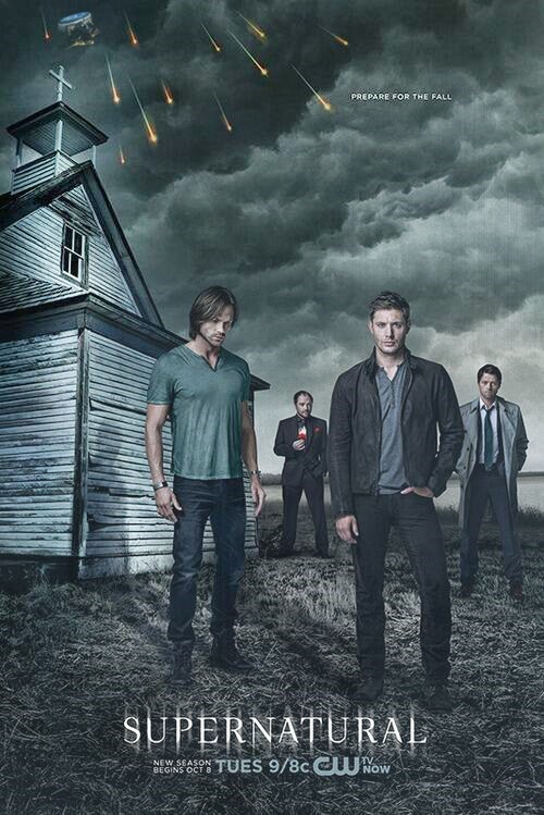 poster Supernatural when you see it - 7861860608