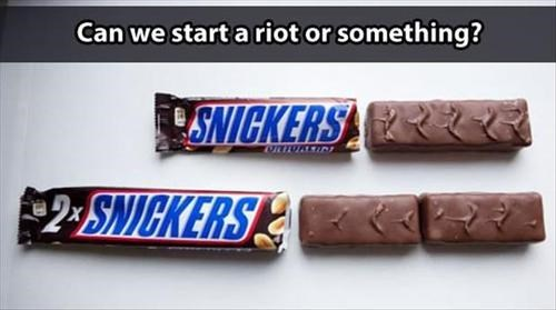 marketing snickers