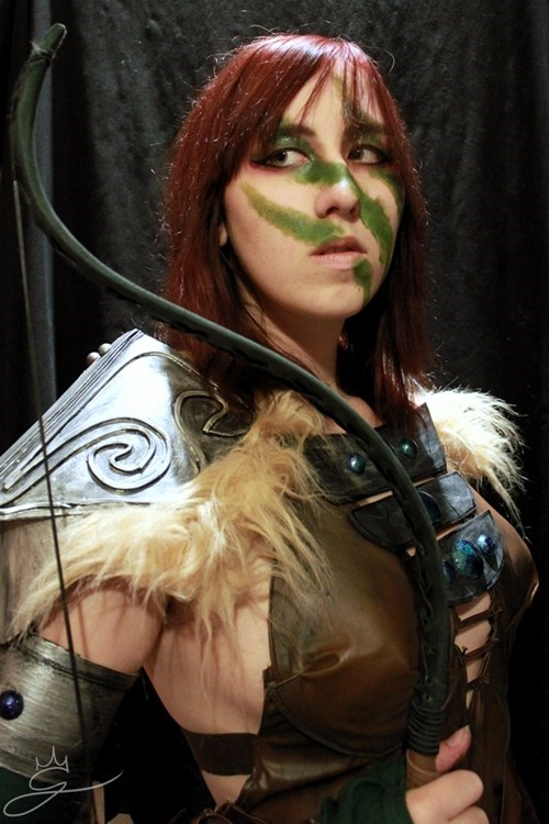 cosplay video games Skyrim - 7862195456
