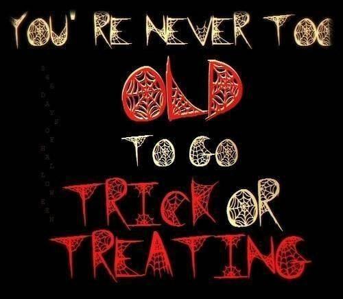 halloween trick or treat - 7862453760
