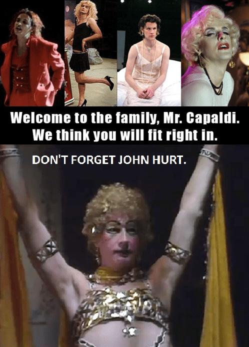 john hurt doctor who re-frames - 7862820864
